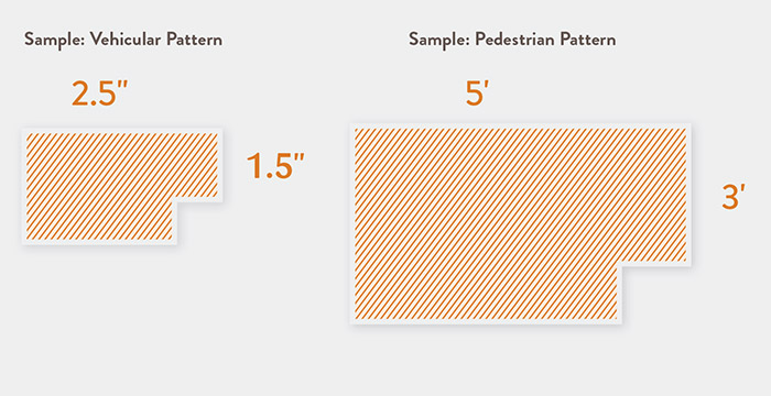 Vehicular & Pedestrian Concrete Paver Patterns