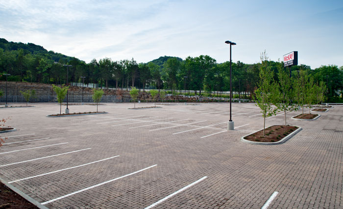 Facility & Business Parking Paver Thickness Requirements