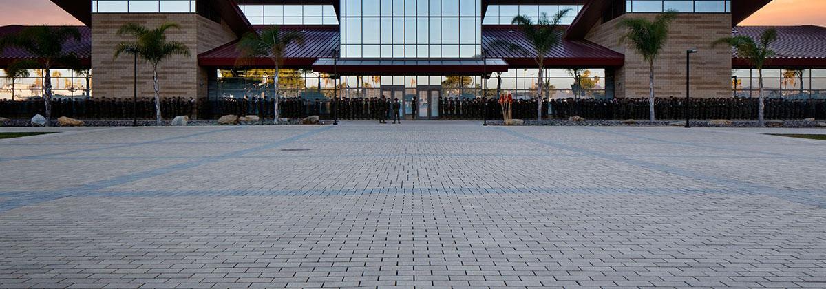 Aqualine Permeable Interlocking Concrete Pavers: Belgard