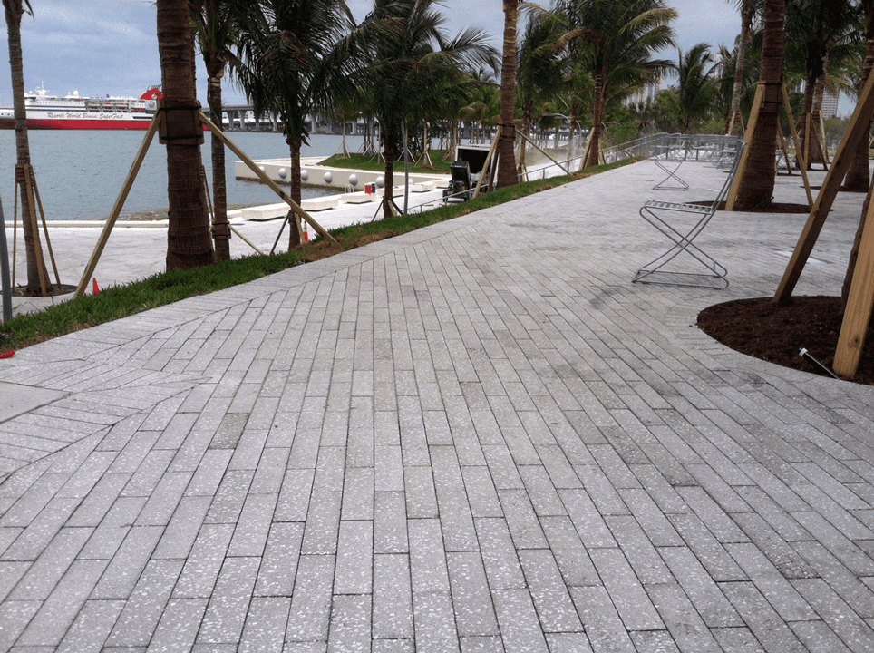 Belgard Commercial   Special Aggregate Mix Adds Classic
