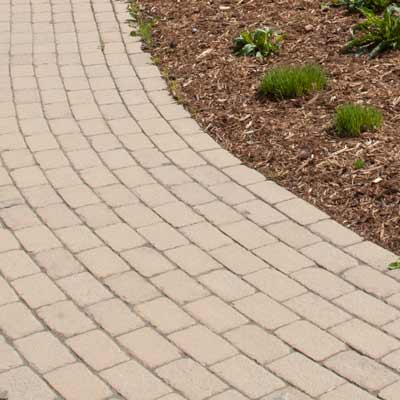 Aqualine Beauty Interlocking Pavers Driveway