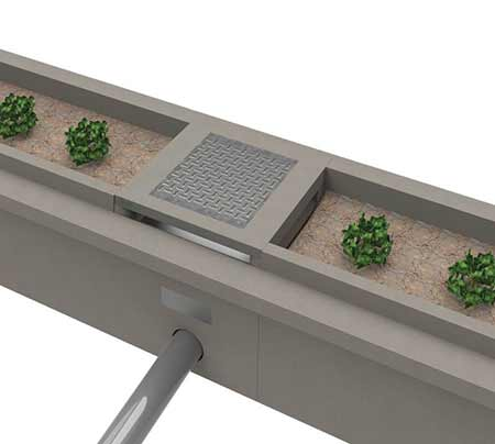 BioMod Modular Bioretention System