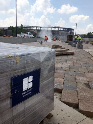Belgard Commercial | Belgard Commercial Paves the Way to New