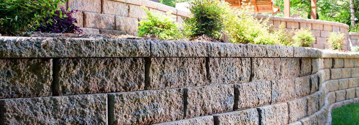 Weathered Wellington Wall