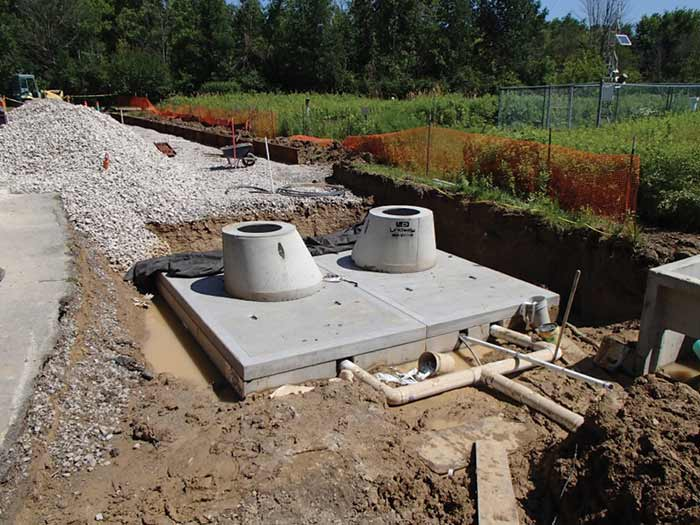 Permecapture System for Rainwater Harvesting