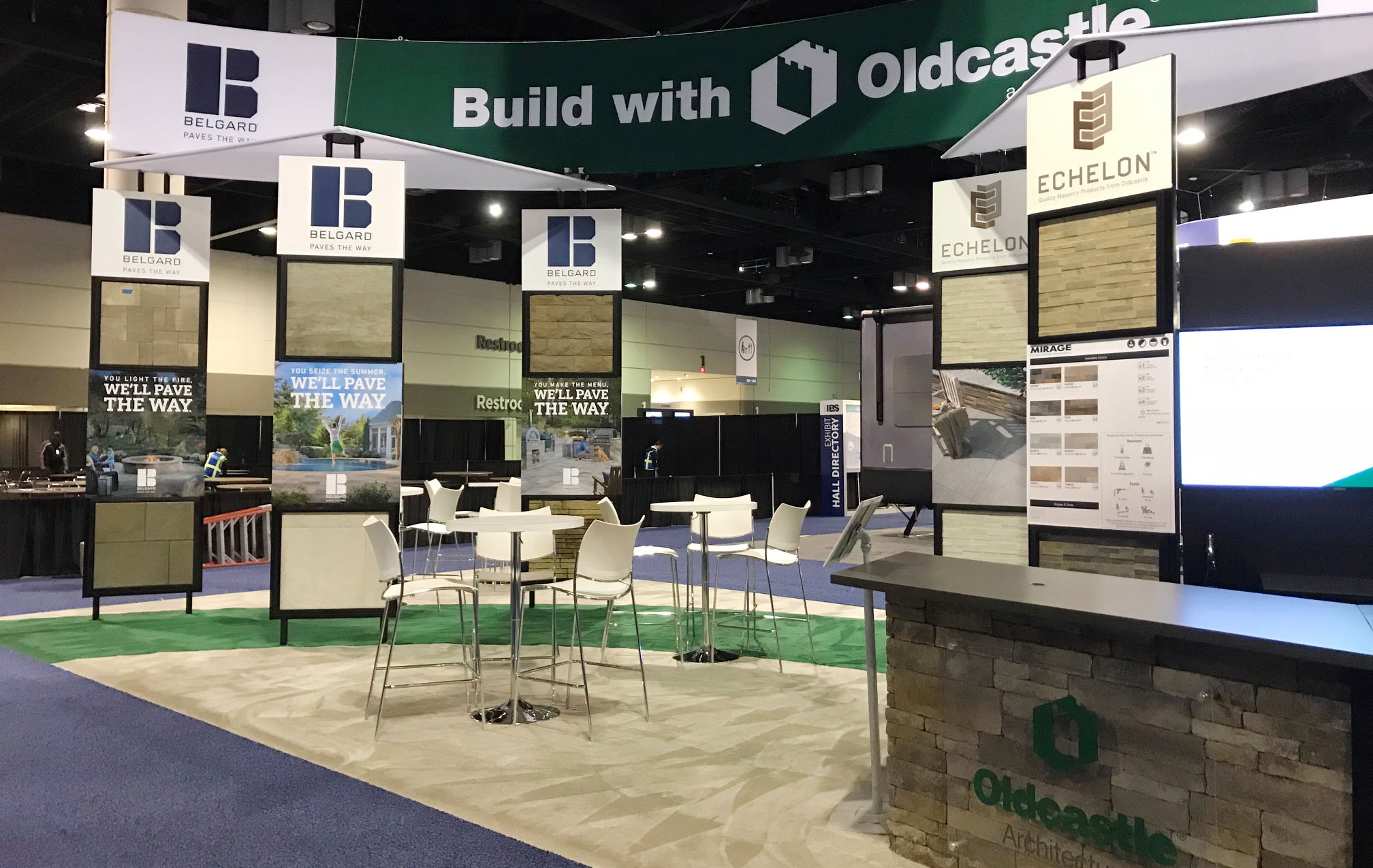 Belgard Commercial | Highlights from the NAHB® 2018
