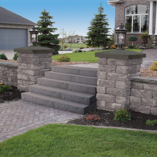 Belgard Commercial Products: Retaining Wall Systems & Pavers