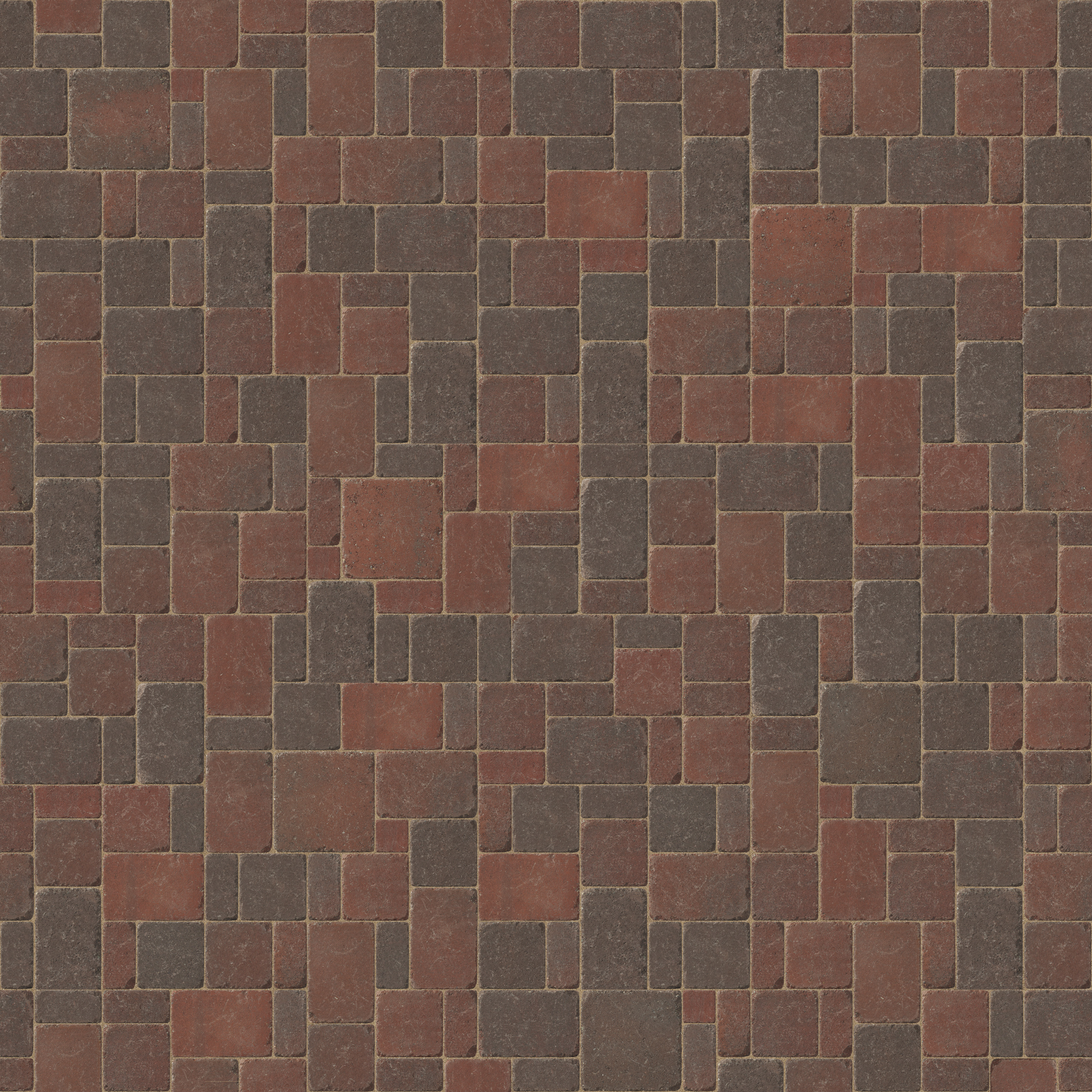 Belgard Dublin Cobble Pavers Amp Interlocking Concrete Pavers