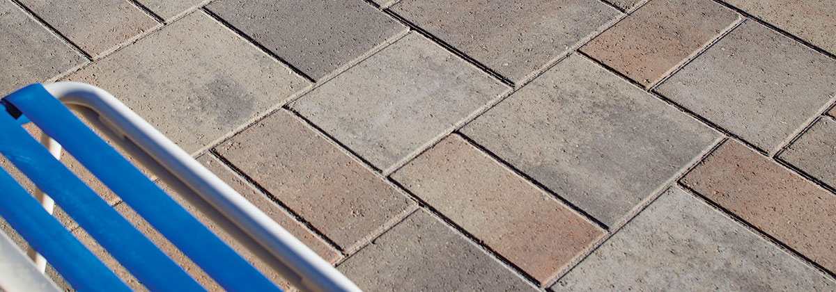 concrete interlocking pavers & stone pavers from belgard commercial