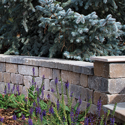 Belgard Commercial Products Retaining Wall Systems